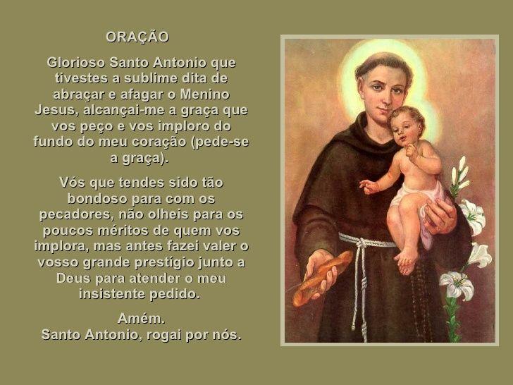Resultado de imagem para Oração a Santo Antonio para encontrar objetos