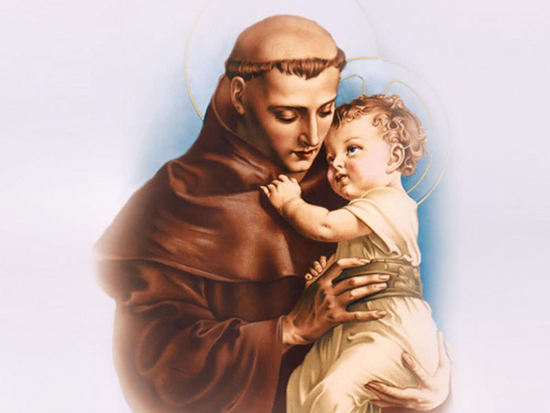 História de Santo Antônio