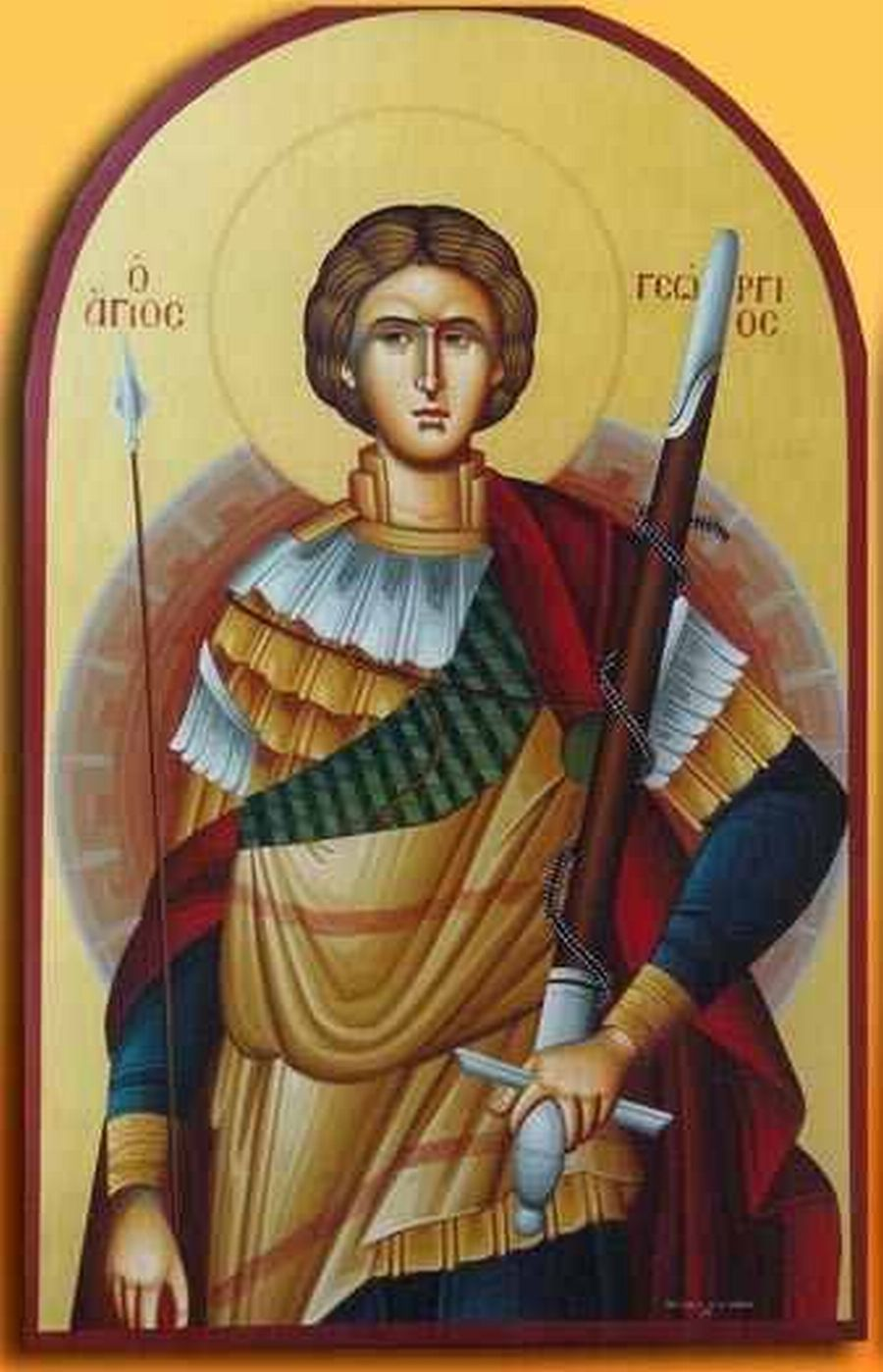 Imagem de São Jorge