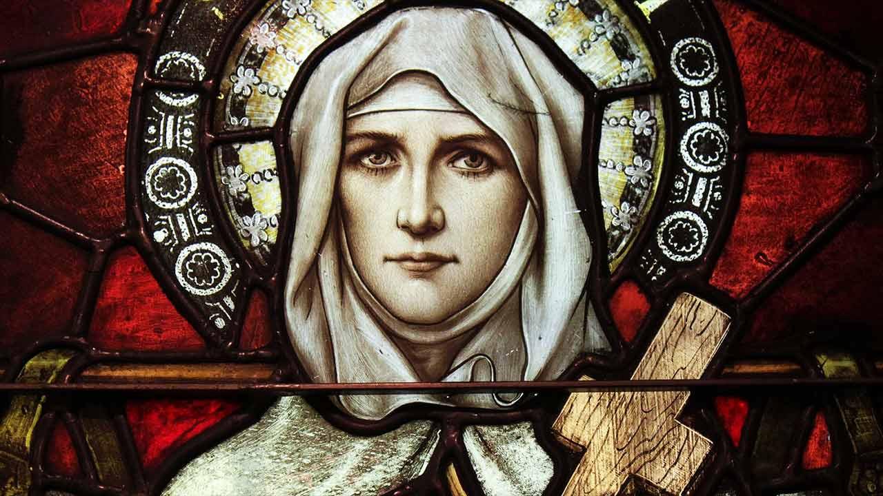 História e Biografia de Santa Mônica