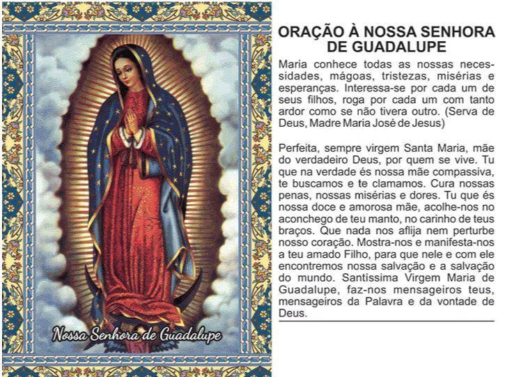 Oração de Guadalupe
