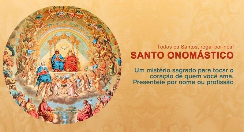 Onomástico Católico